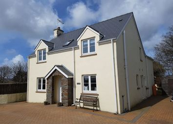 Thumbnail 4 bed detached house to rent in St. Davids Road, Letterston, Haverfordwest