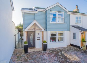 Thumbnail 3 bed end terrace house for sale in Babbacombe Downs Road, Torquay