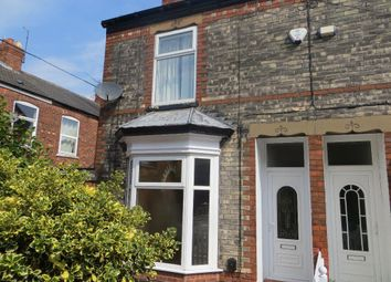 Thumbnail 2 bed terraced house to rent in Kirkdale Gardens, Exmouth Street, Hull
