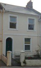 Thumbnail 2 bed flat to rent in Upton Road, Torquay