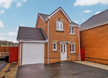Thumbnail 3 bed detached house for sale in Cwrt Yr Hen Ysgol, Tondu, Bridgend.