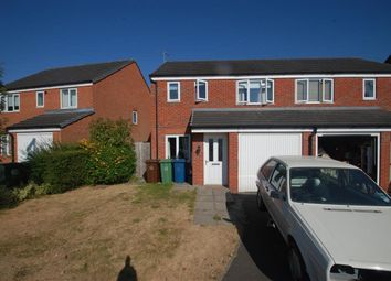 Thumbnail 3 bed property to rent in Fieldhouse Way, Stafford