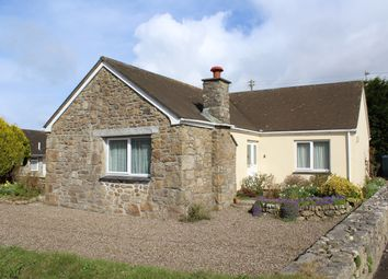 Thumbnail 3 bed detached bungalow for sale in Newbridge, Near Penzance
