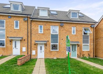 Thumbnail 4 bed terraced house to rent in Helidor Walk, Sittingbourne