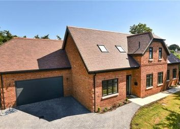 Thumbnail 5 bed detached house for sale in Cherry Tree Road, Farnham Royal, Slough