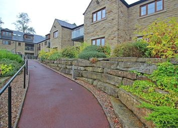 Thumbnail 2 bed flat for sale in Holme Valley Court, Thongsbridge, Holmfirth