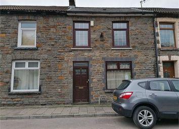 Thumbnail 3 bed terraced house for sale in Llewellyn Street, Pontygwaith, Rct.