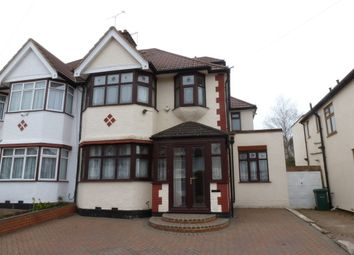 Thumbnail 5 bedroom semi-detached house to rent in Sandringham Gardens, London