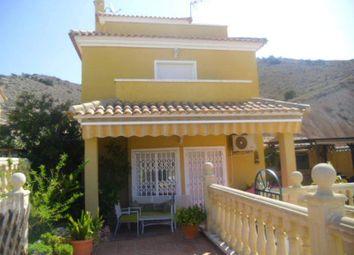 Thumbnail 3 bed villa for sale in Aspe, Alicante, Spain