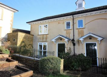 2 bed end terrace house for sale in Ashcombe Court, Ilminster TA19