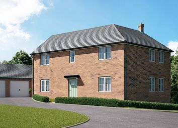 """Thumbnail 4 bed detached house for sale in """"The Haycock"""" at Hill Top Close, Market Harborough"""