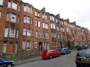 Thumbnail 1 bed flat to rent in Aberfeldy Street, Dennistoun, Glasgow