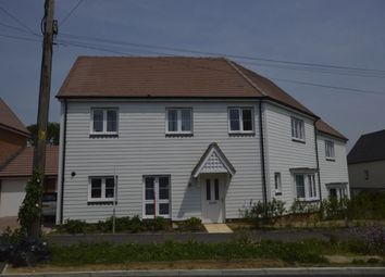 Thumbnail 4 bedroom semi-detached house to rent in Bells Lane, Hoo, Rochester