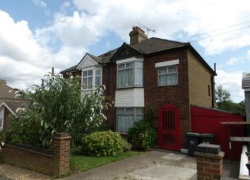 Thumbnail 3 bed semi-detached house for sale in Maidstone Road, Blue Bell Hill, Chatham, Kent