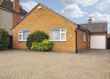 Thumbnail 3 bed detached bungalow for sale in Polwell Lane, Barton Seagrave, Kettering