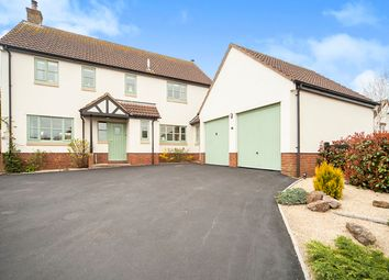 Thumbnail 4 bed detached house for sale in Millands Lane, Kilve, Bridgwater