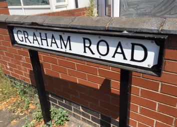 Thumbnail 2 bed terraced house to rent in Graham Road, Rugby, Warks