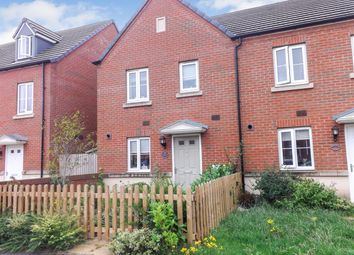 Thumbnail 3 bed semi-detached house for sale in Stryd Bennett, Llanelli
