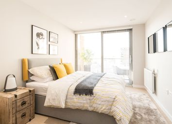 Thumbnail 1 bedroom flat for sale in Liberty At Crossharbour, 7 Limeharbour, London