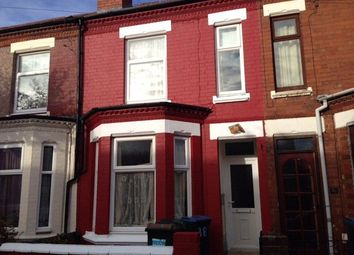 Thumbnail 3 bed terraced house to rent in Hollis Road, Stoke, Coventry