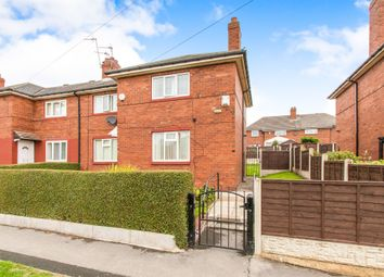 Thumbnail 3 bed semi-detached house for sale in Hollin Park Road, Gipton, Leeds