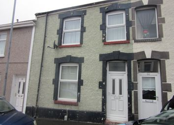 Thumbnail 2 bed terraced house to rent in Gelli Street, Port Tennant, Swansea.