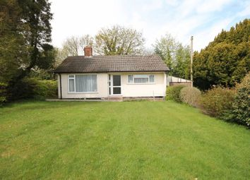 Thumbnail 2 bed detached bungalow for sale in Church Road, Ashley, Market Drayton