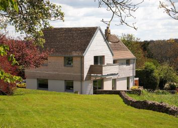 Thumbnail 3 bed detached house to rent in Far Oakridge, Cirencester