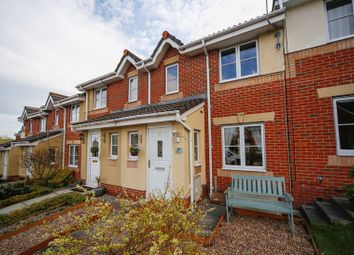 Thumbnail 3 bed town house for sale in Spring Meadows, Clayton Le Moors, Accrington