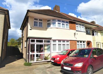 Thumbnail 3 bed semi-detached house for sale in Woodlands Road, Bexleyheath, Kent