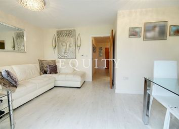 Thumbnail 2 bed flat for sale in Bole Court, Cecil Road, Enfield