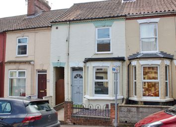 Thumbnail 2 bed terraced house to rent in Marion Road, Norwich