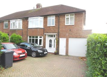Thumbnail 4 bedroom semi-detached house for sale in Cole Green Lane, Welwyn Garden City