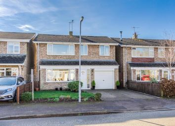 Thumbnail 4 bed detached house for sale in The Leys, Welford, Northampton