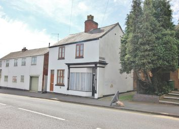 Thumbnail 3 bed detached house for sale in Moat Street, Wigston, Leicester