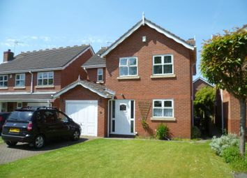 Thumbnail 4 bed property to rent in Oak Meadow, Weaverham, Northwich