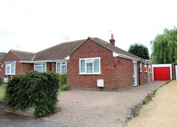 Thumbnail 2 bed semi-detached bungalow for sale in Frowick Close, North Mymms, Hatfield