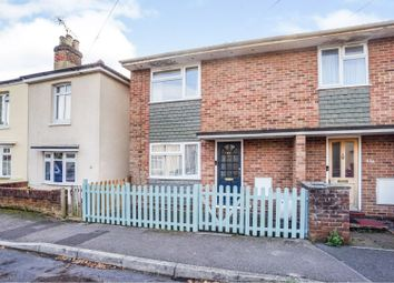 Thumbnail 2 bed semi-detached house for sale in North Road, Southampton