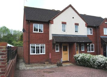 Thumbnail 3 bedroom end terrace house for sale in Stenbury Close, Ash Brake, Swindon