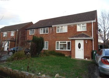 Thumbnail 1 bed property to rent in St. Marys Drive, Crawley
