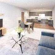 Thumbnail 1 bed flat for sale in Wallgate, Miry Lane, Wigan