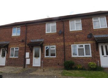 Thumbnail 2 bed terraced house to rent in Crib Close, Chard