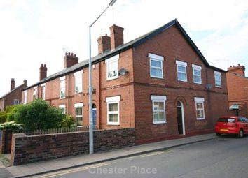 Thumbnail 3 bed end terrace house to rent in Hartington Street, Handbridge, Chester