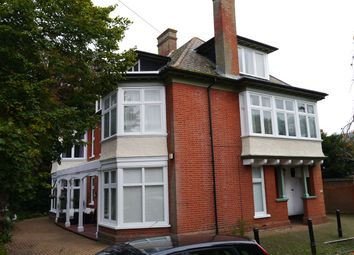 Thumbnail 2 bed flat to rent in Rose Hill Crescent, Ipswich, Suffolk