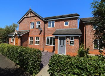 Thumbnail 3 bed semi-detached house for sale in Cottage Close, Rudheath, Northwich