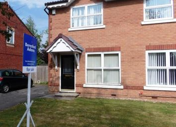 Thumbnail 2 bed semi-detached house for sale in Woodall Avenue, Saltney, Chester, Flintshire