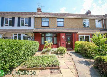 Thumbnail 4 bed terraced house for sale in Beltona Gardens, Cheshunt, Waltham Cross