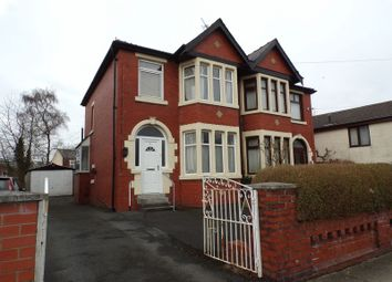 Thumbnail 3 bed semi-detached house for sale in Glenluce Drive, Farringdon, Preston.