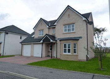 Thumbnail 4 bed detached house for sale in Kingston Crescent, Lindsayfield, East Kilbride