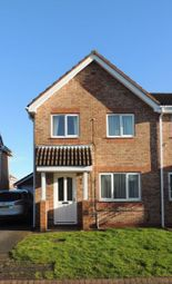 Thumbnail 3 bed semi-detached house to rent in Hill Crest Drive, Beverley